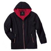 Charles River Apparel Unisex Adult Enterprise Jacket, XXX-Large, Black/Red