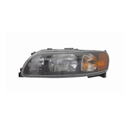 Volvo Headlight - Replacement Depo 373-1109L-AS2 Driver Side Headlight For 01-04 Volvo S60