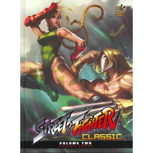 Street Fighter Classic 2: Cannon Strike