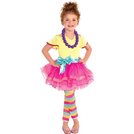 Fancy Nancy Halloween Costume for Toddler Girls, 3-4T, with Accessories