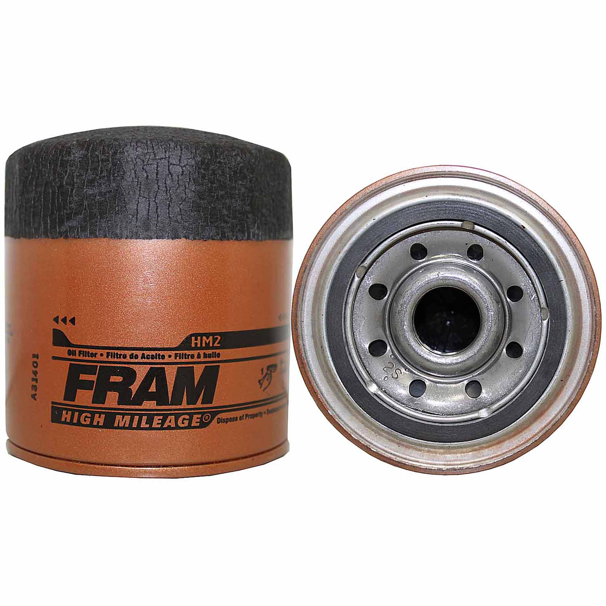 Fram High Mileage Oil Filter Hm2 1995 Ford F 350 7 3 Fuel Location