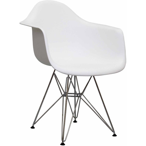 Modway Paris Dining Armchair for Indoor Outdoor Use, Multiple Colors by Modway