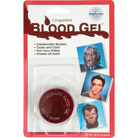 Blood Gel .5-Ounce Adult Halloween Accessory