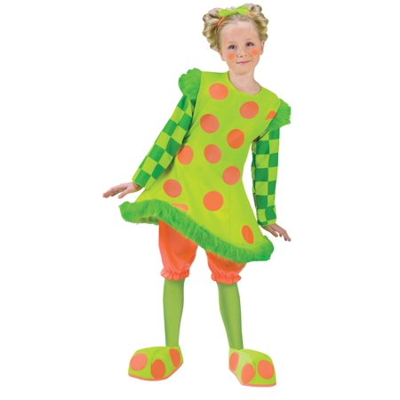 Lolli The Clown Costume Medium - image 1 de 1