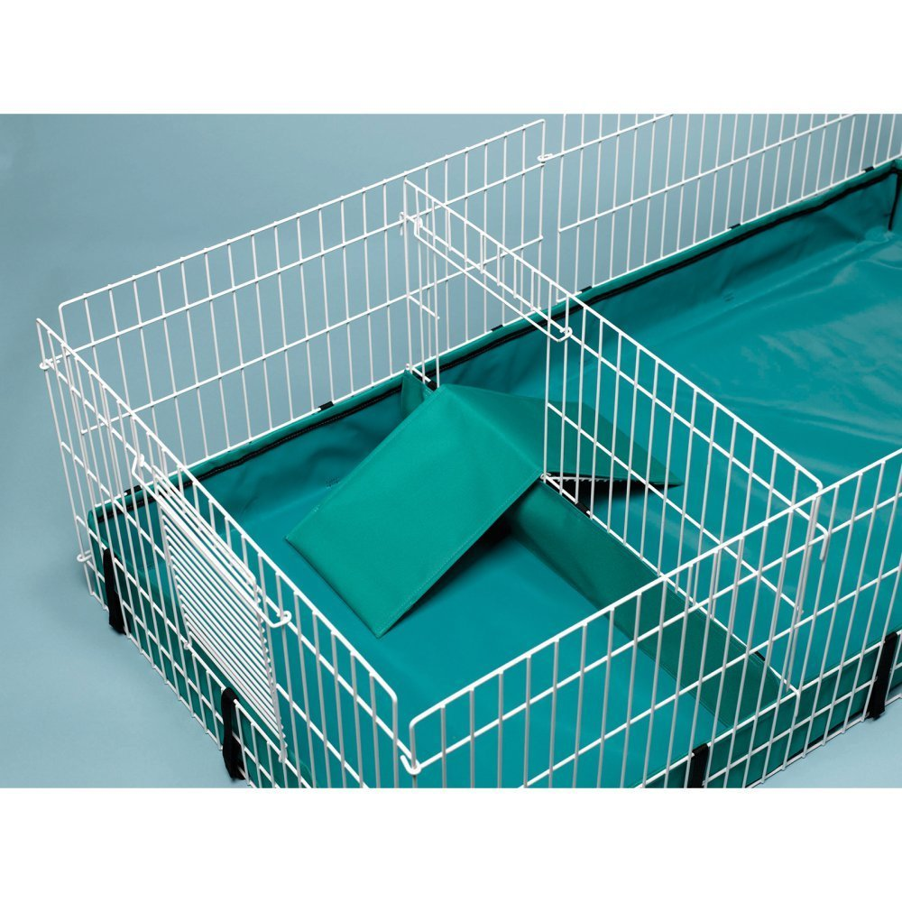 Midwest Guinea Pig Habitat Ramp Cover, Dimensions: 6L x 3W in. By MidWest Homes for Pets