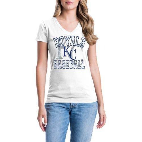 Kansas City Royals Womens Short Sleeve Graphic Tee