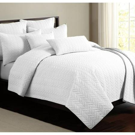 Gracie Oaks Caitlin 100pct Cotton Quilt Set - Walmart.com