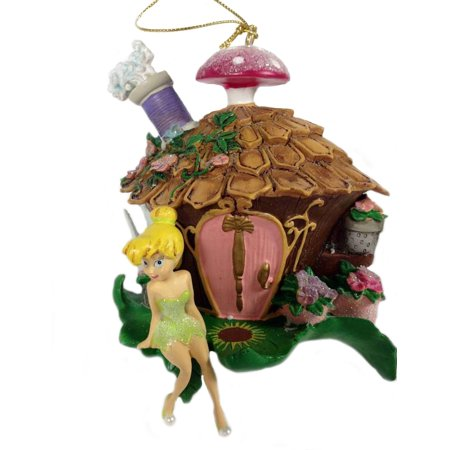 Retired Bradford Exchange *Imagine* Tinkerbell Pixie Hollow Tree House Collection