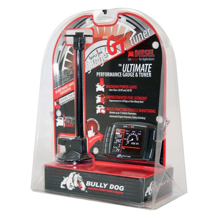 Bully Dog 40420 >> Bully Dog 40420 Engine Tuner Triple Dog Gt For Diesel Engines
