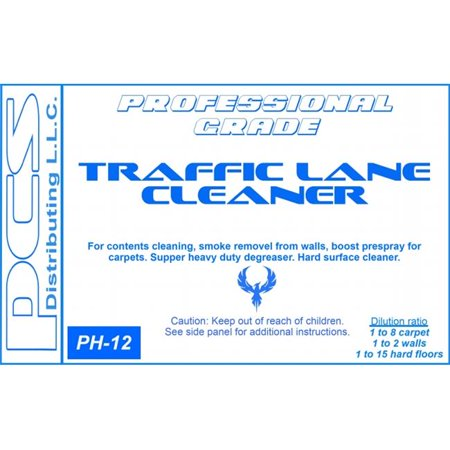 PCS Distributing pcsd2-cs Professional Grade Traffic Lane