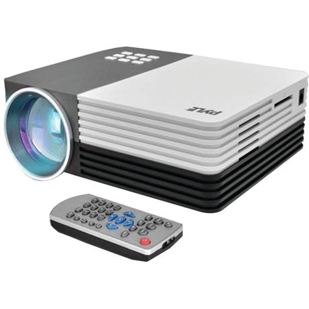 Pyle Audio Prjg65 Hd Digital Multimedia Projector Up To 120  Display