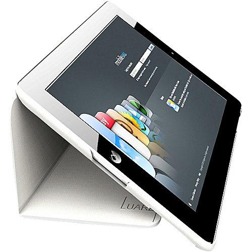 Luardi SmartCover Portfolio for iPad - Saffiano Leather