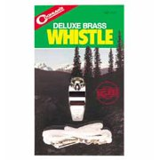 Coghlan'S Deluxe Brass Whistle