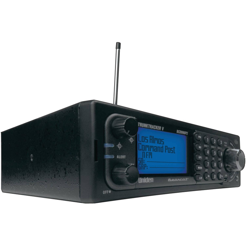 Uniden BCD996P2 TrunkTracker V Digital Mobile Scanner by Uniden