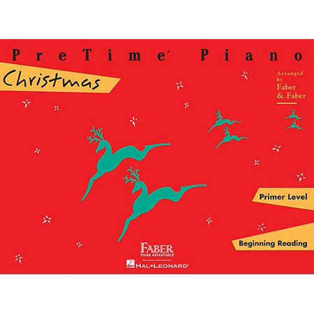 Faber Pretime Piano (Pretime Piano Christmas : Primer Level)