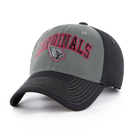 NFL Arizona Cardinals Blackball Script Adjustable Cap/Hat by Fan Favorite