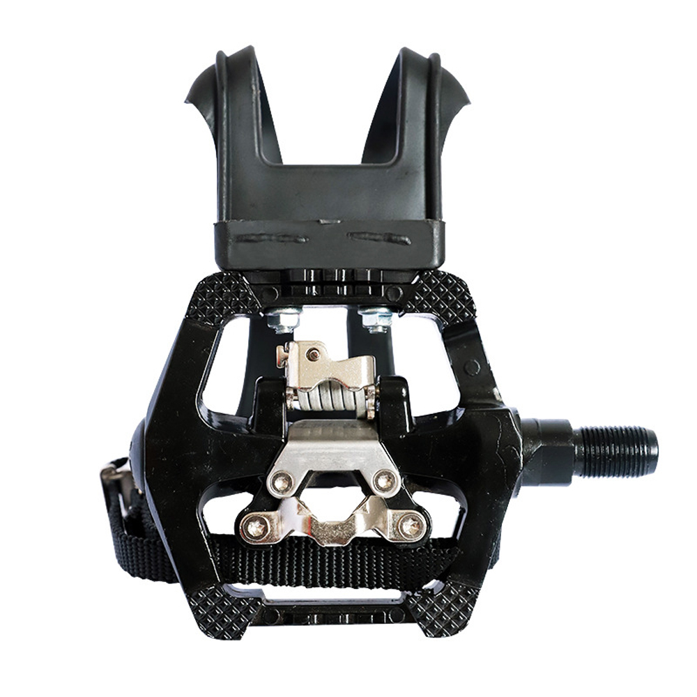 Silver Xpedo Spry BMX//MTB Pedals