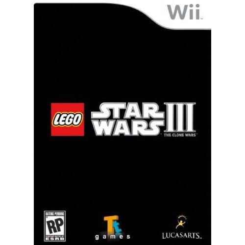 Lucas Arts Lego Star Wars Iii: The Clone Wars