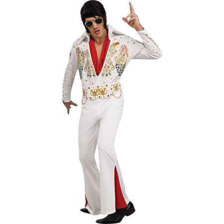 Adult Deluxe Elvis Costume](Elvis Couple Costumes)