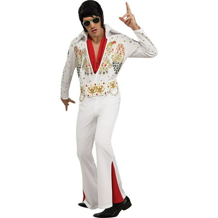 Adult Deluxe Elvis Costume](Elvis Costume Ideas)