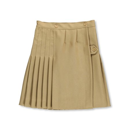 Cookie's Girls School Uniform Kilt Skirt with Tabs (Big Girls)