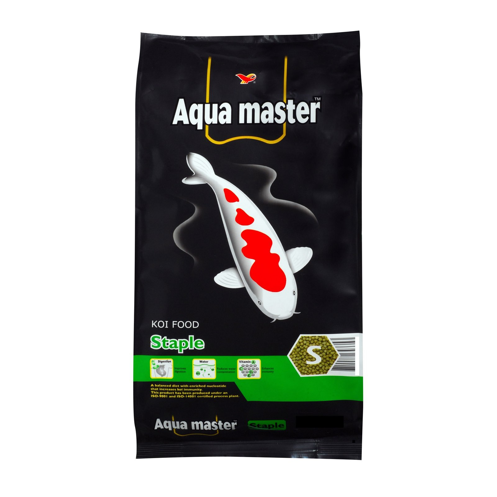 Aqua Master Staple Koi Food by Kokaho Aquarium Co