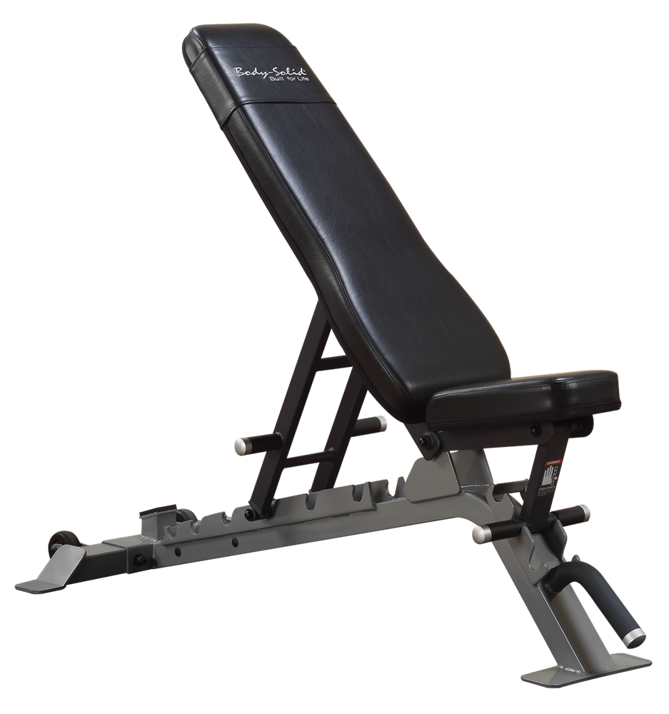 Body Solid Heavy Duty Utility Bench