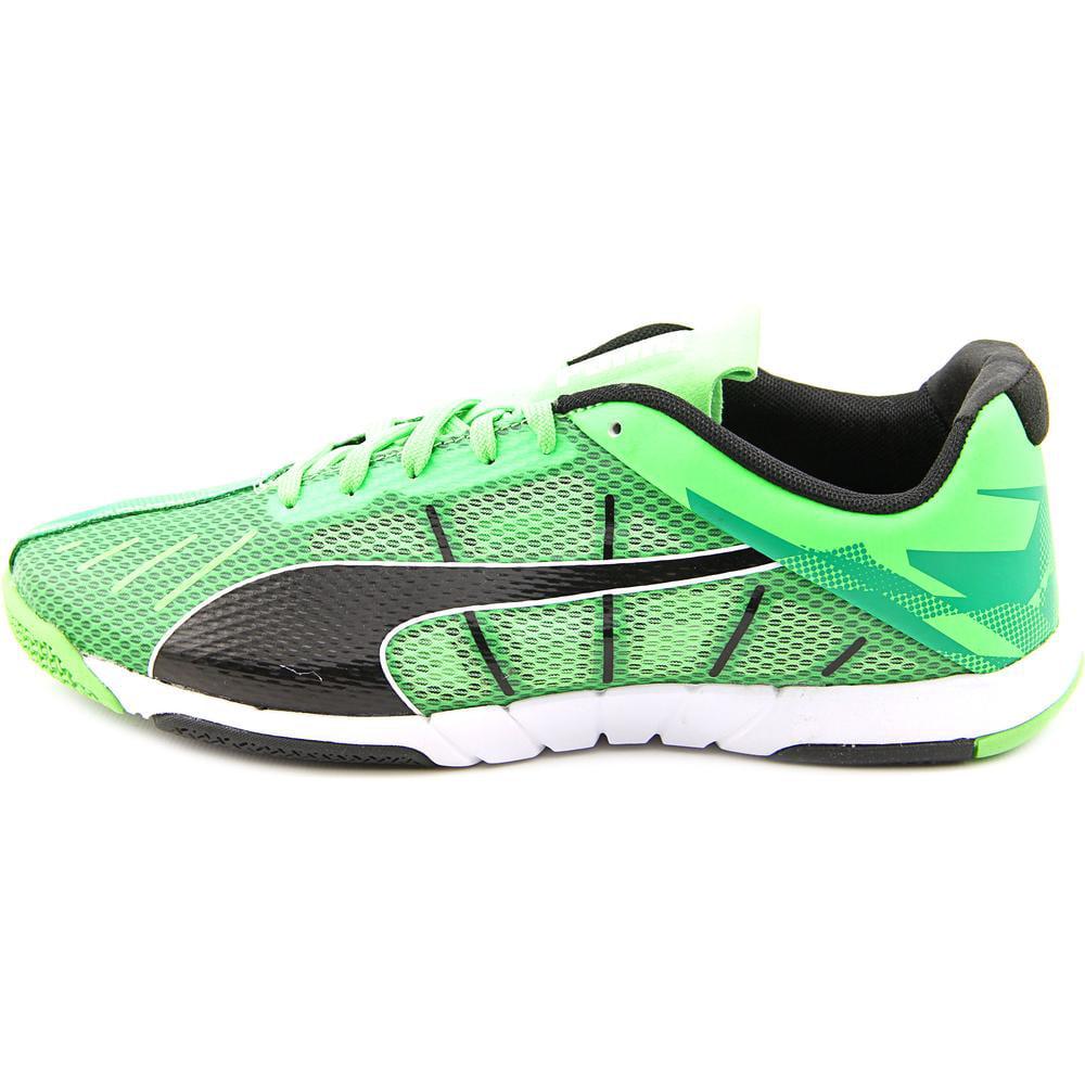 98a9a2a03 Puma - Men s Neon Lite 2.0 Fluorescent Green Black White 10323602 -  Walmart.com