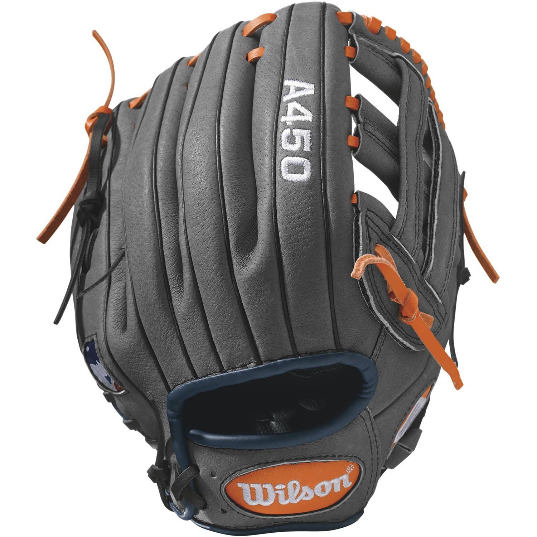 Wilson A450 Advisory Staff All-Position Baseball Glove by Wilson Sporting Goods