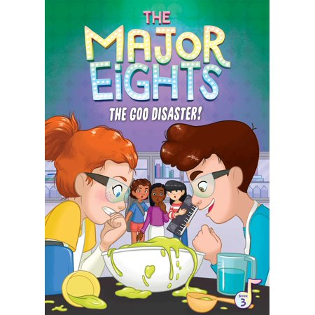 The Major Eights 3: The Goo Disaster!