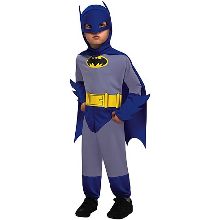 Brave & the Bold Batman 6-12 Months Infant Halloween Costume - 7 Month Old Baby Halloween Costumes