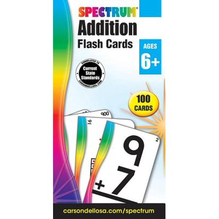 - Addition Flash Cards