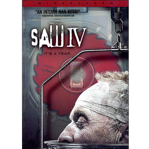 Saw IV (Widescreen)