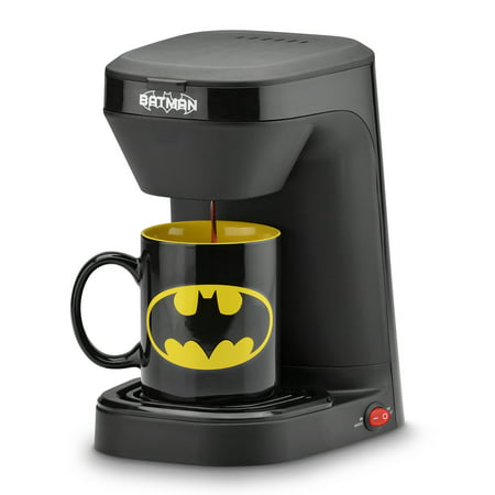 DC Batman 1-Cup Coffee Maker - Batman Cup