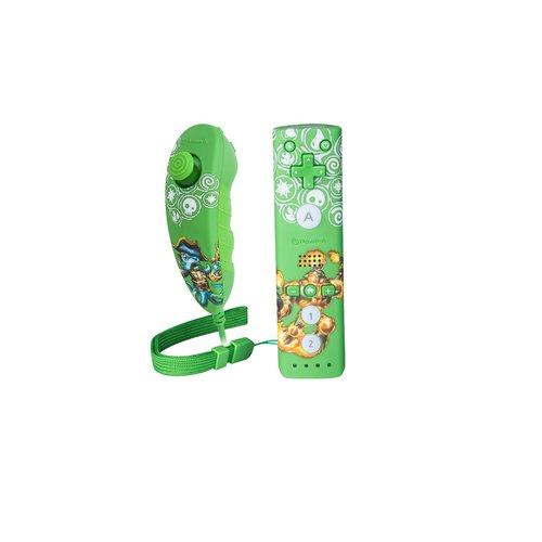 Power A Skylanders SWAP Force Wii Pro Pack Mini Controller Set (Wii/Wii U)