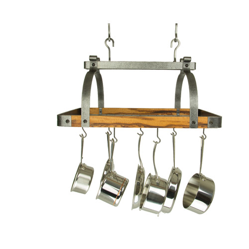 Enclume USA Handcrafted Signature Rectangle Pot Rack