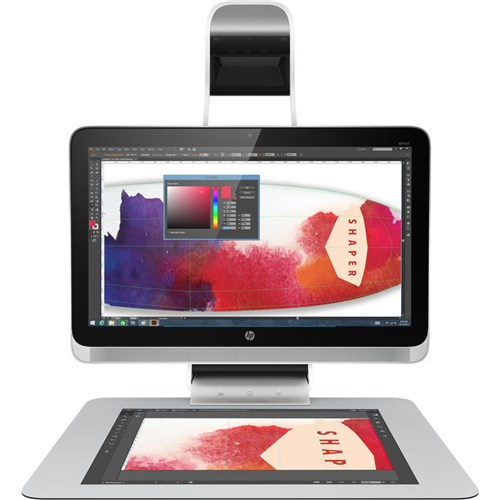 HP Sprout Pro AIO H0GM0AA-ABA Immersive Multi-Touch Computer by HP