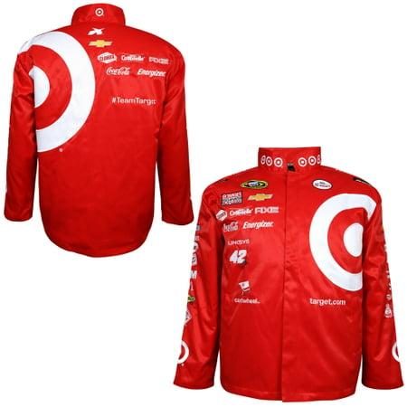 kyle larson chase authentics 2015 official replica uniform jacket