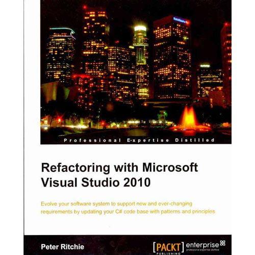 Refactoring With Microsoft Visual Studio 2010