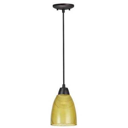 Aspen Creative Corporation 1-Light Hanging Socket Mini Pendant Kit