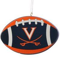 Virginia Cavaliers Football Ornament