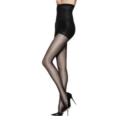 8a52b172d52 Hanes - Women s Silk Reflections Ultra Sheer High Waist Control Top  Pantyhose with Run Resistant Technology