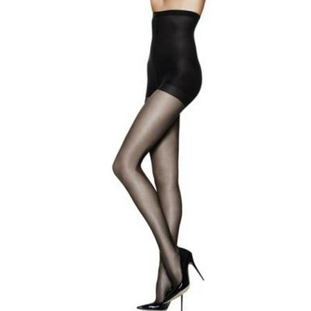 7a2b807e9c9 Hanes - Women s Silk Reflections Ultra Sheer High Waist Control Top  Pantyhose with Run Resistant Technology