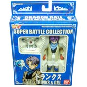 Dragon Ball Z Trunks & Gill Super Battle Collection Figure