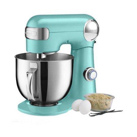 Cuisinart 5.5qt Stand Mixer - Periwinkle Blue Cuisinart 5.5quart Stand Mixer (Cuisinart Stand Mixer Paddle)