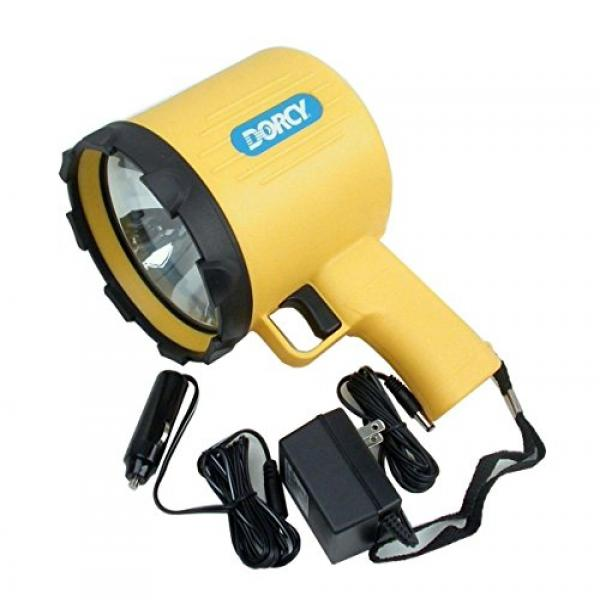 Dorcy International 41-1097 One Million Candle Power Rechargeable Spotlight