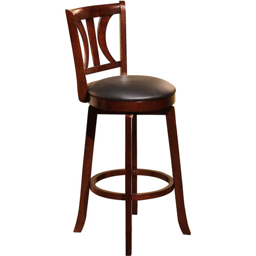 "Houston Swivel Barstool 30"", Multiple Colors"