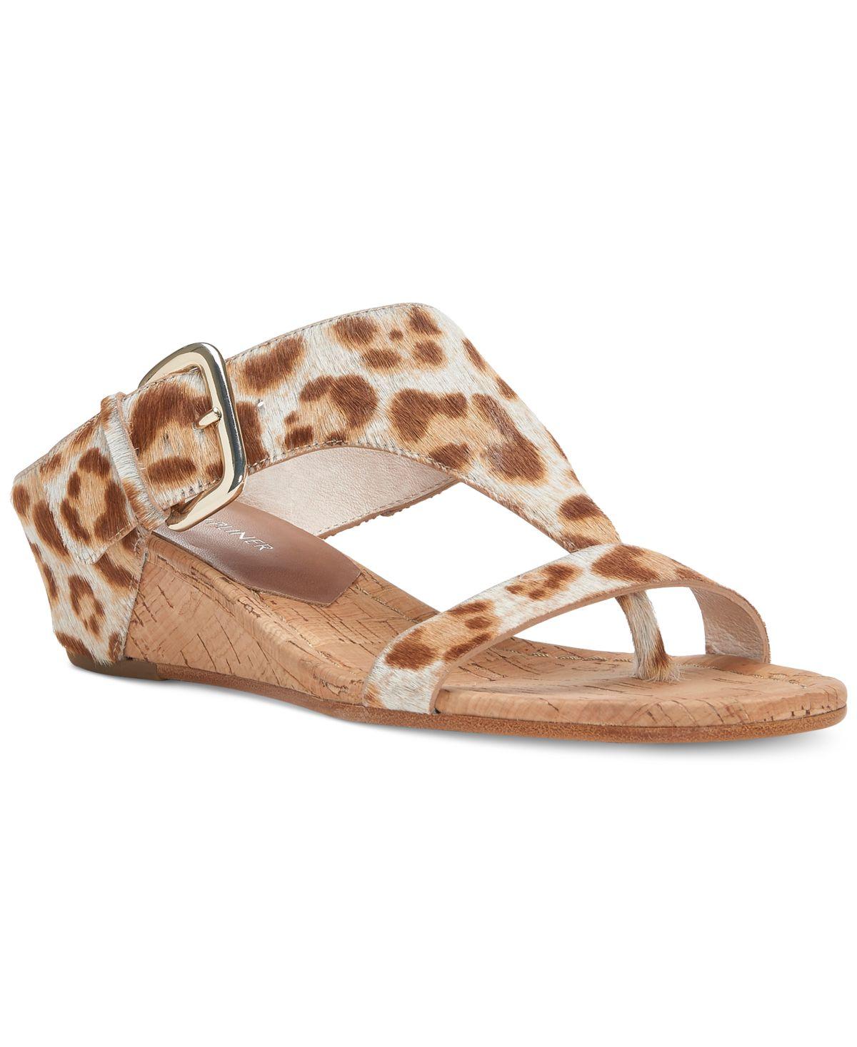 Donald J Pliner Doli Block-Heel Slide Sandals by