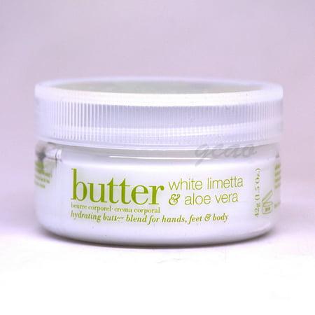 Cuccio Butter White Limetta Aloe Vera Fig 1.5 oz