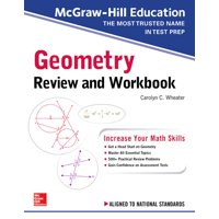 McGraw-Hill Education Geometry Review and Workbook (Paperback)